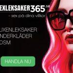 Sexbutiken Sexleksaker365