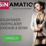 Sexbutiken Sinamatic